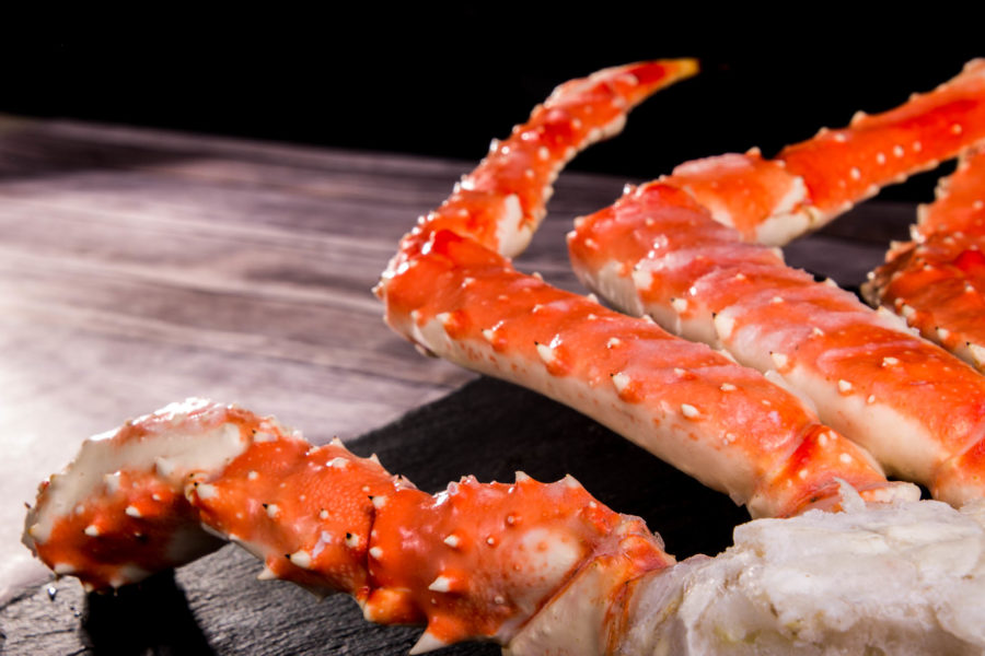 King Crab o Chatka natural.